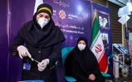 تزریق مجدد واکسن ایرانی کرونا به سه داوطلب اول + تصاویر