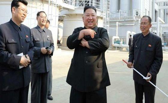 مسکو شایعات درباره وضعیت جسمانی «کیم جونگ اون» را رد کرد