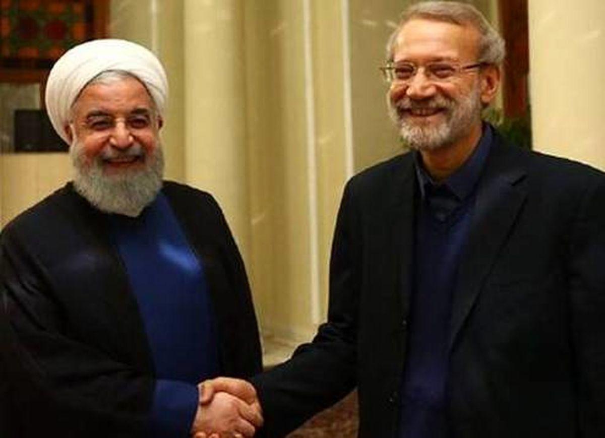 رونمایی از حامیان کاندیداتوری لاریجانی در کابینه روحانی