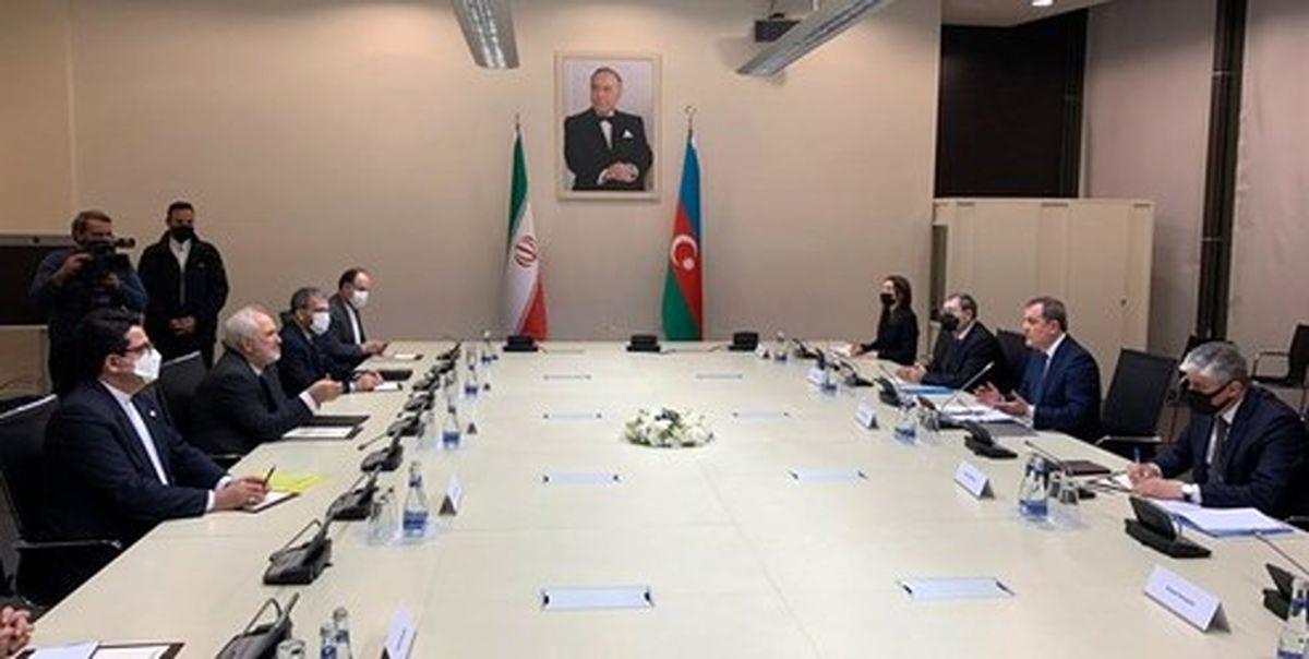 توییت ظریف از پایان مذاکرات در باکو
