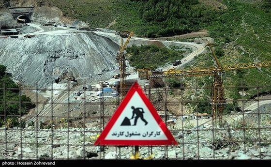 اعمال محدودیت ۱۲ روزه تردد در جاده چالوس