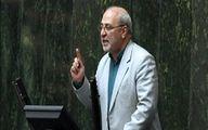 حاجیدلیگانی: وزارتخانهها بیشتر احکام بودجه ۹۷ را اجرا نکردند