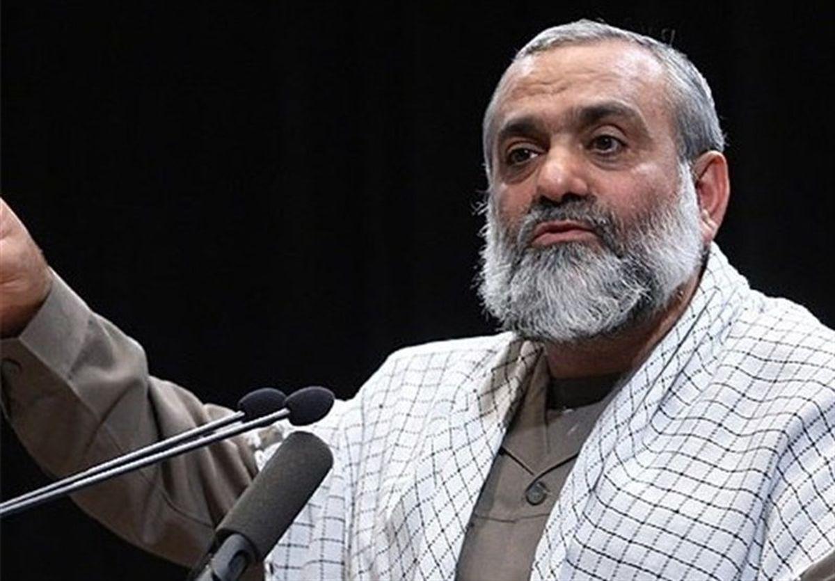 سردار نقدی: انقلاب ایران دنیا را زیر و زبر کرد