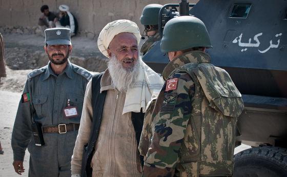 چرا اردوغان به افغانستان چشم دوخته است؟