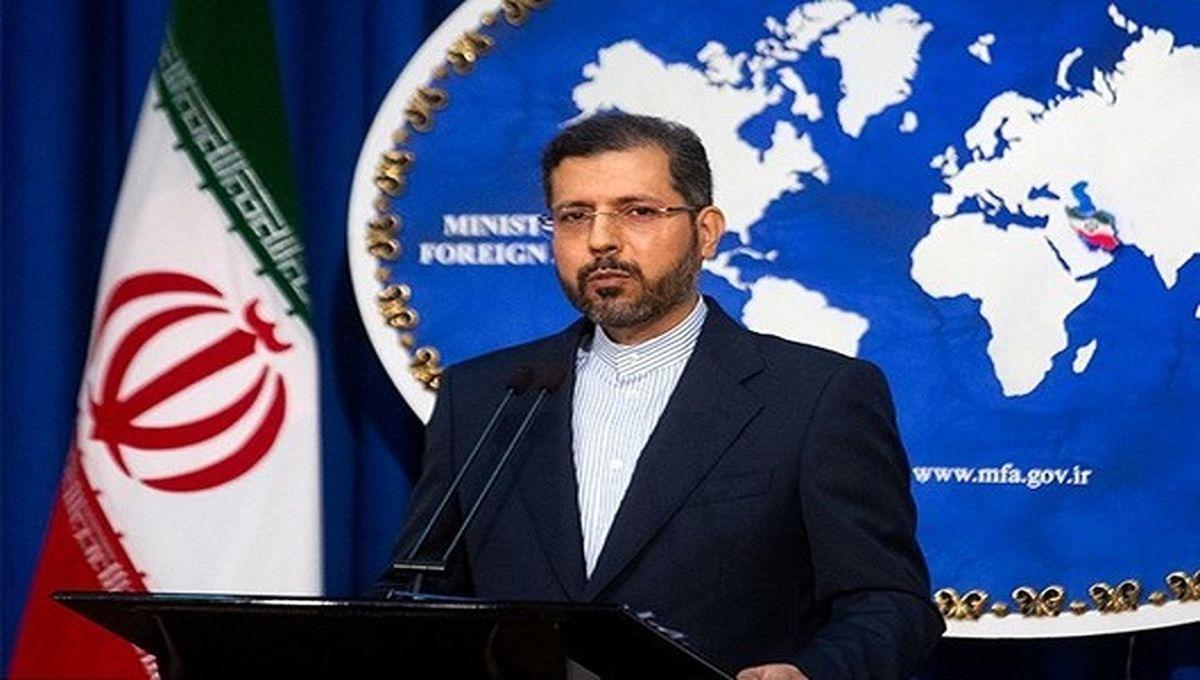 واکنش تهران به حمله به کشتی ایرانی