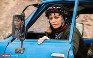 نقش متفاوت مریلا زارعی در فیلم سینمایی «کارو» +عکس