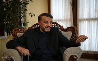 امیرعبداللهیان: خرمشهر را مقاومت و نصرت الهی آزاد کرد