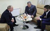 وعده پوتین به نورماگمدوف برای حمایت درمانی از پدر کروناییاش