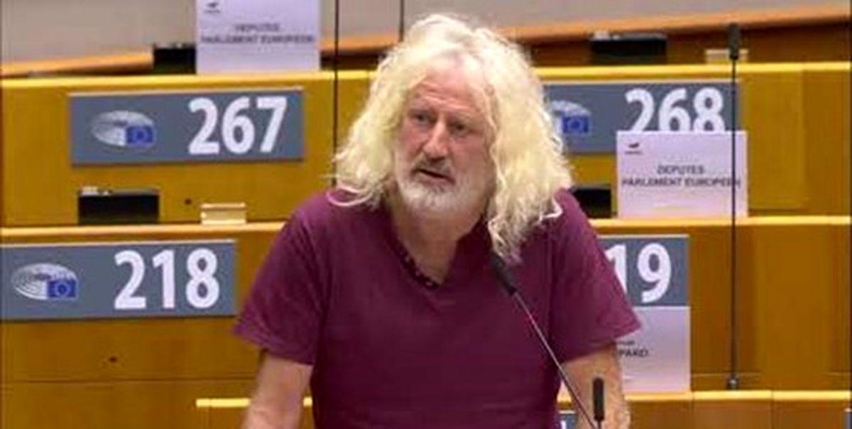 انتقاد نماینده پارلمان اروپا از دولت بایدن