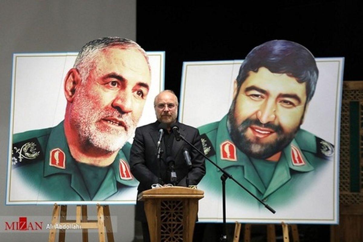 خداقوت قالیباف به نیروهای توانمند ارتش +عکس