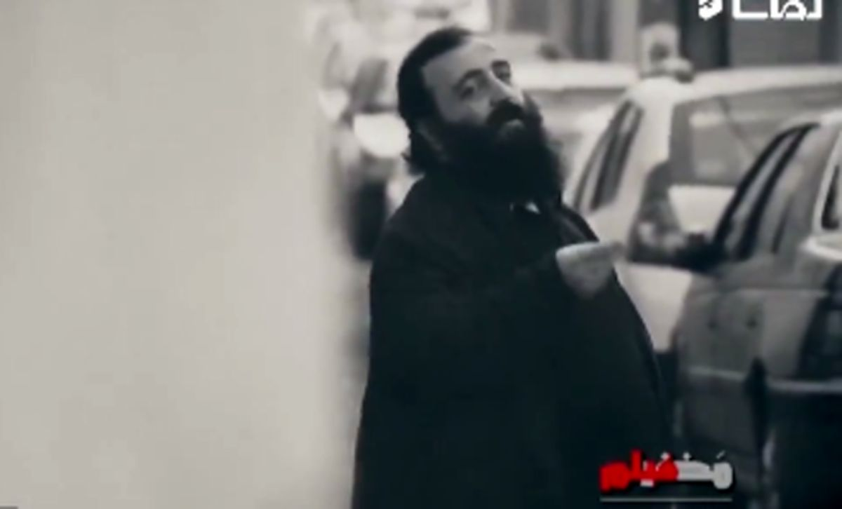 فیلم: چاقوفروشی که خفتگیر شد!