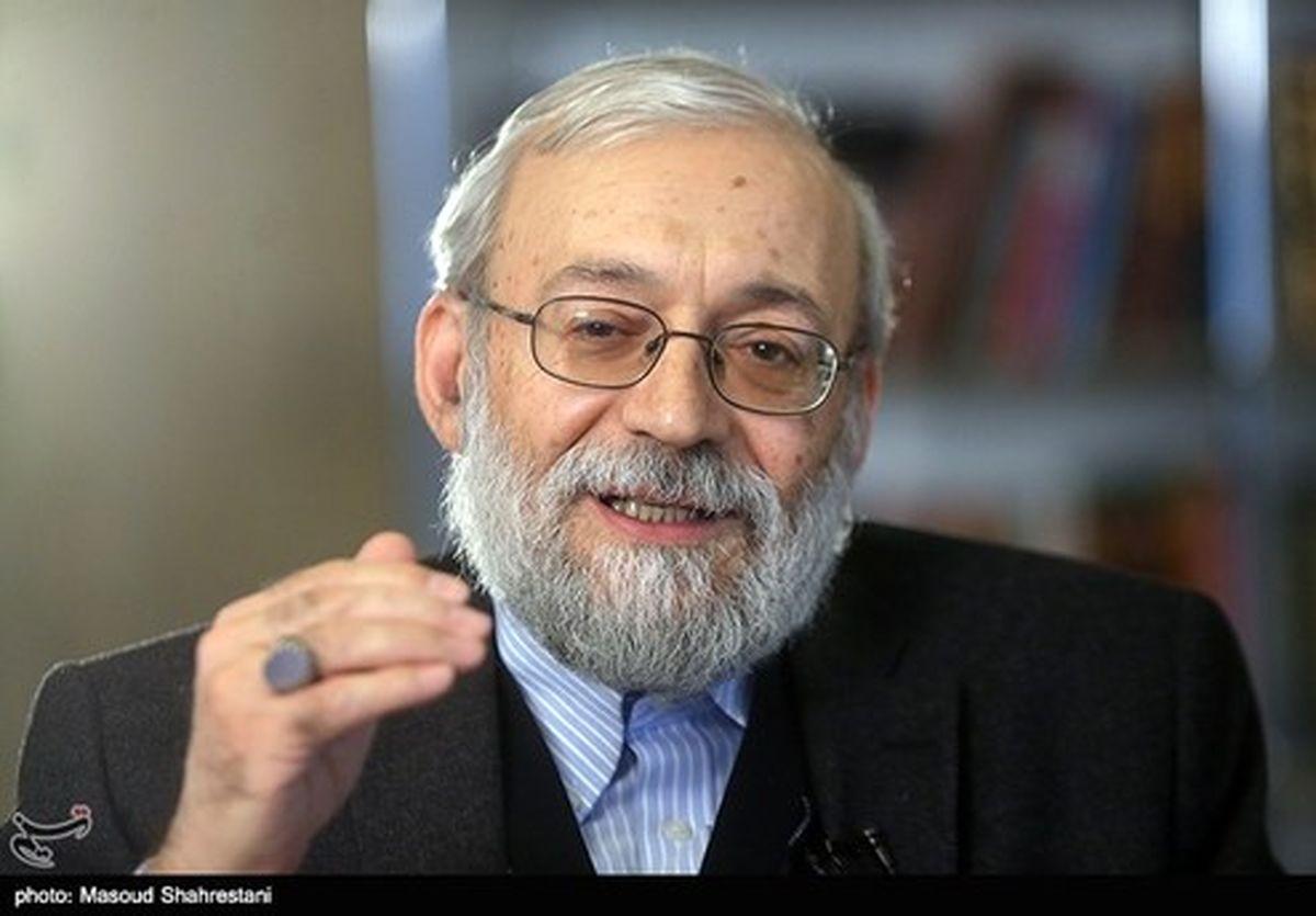 محمدجواد لاریجانی: پرونده «طبریپور» در مسیر خوبی پیش میرود