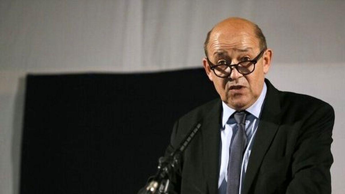 گزافه گویی وزیر خارجه فرانسه درباره ایران