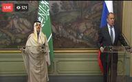 اتهامزنی وزیر سعودی به ایران در نشست با لاوروف