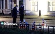 تصاویر تیراندازی به سفارت سعودی در هلند
