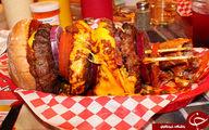 اقدام عجیب یک رستوران برای افراد چاق! +تصاویر