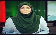 مجری زن ایرانی پیام جعلی منسوب به «بن سلمان» را رد +عکس