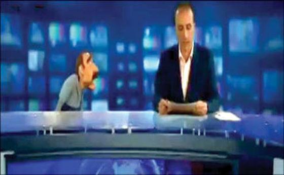 گفت و گوی حیاتی با وزیر فساد +عکس
