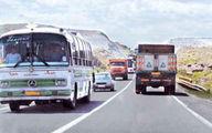 تردد کامیونهای تجاری در مرزهای ایران-عراق ممنوع شد