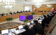 برگزاری هر جلسه هیئت دولت در سال۹۷  چقدر تمام شد؟ +جدول