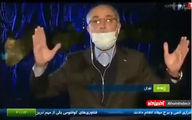 فیلم: حرکات دست صالحی حاشیه ساز شد