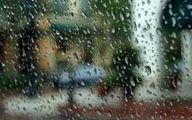 بارش نخستین برف پاییزی در مشکین شهر +فیلم