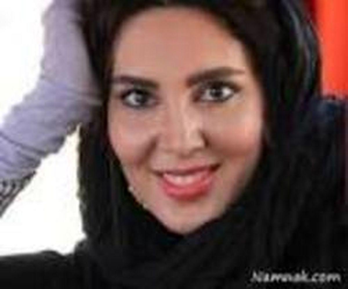 سفر مجدد بازیگر زن پرحاشیه به کرمانشاه +عکس