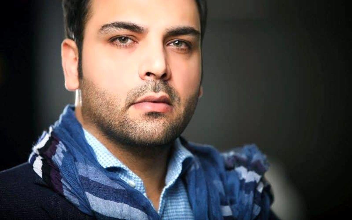 سورپرایز عالی احسان علیخانی برای هوادارانش + عکس احسان علیخانی و همسرش