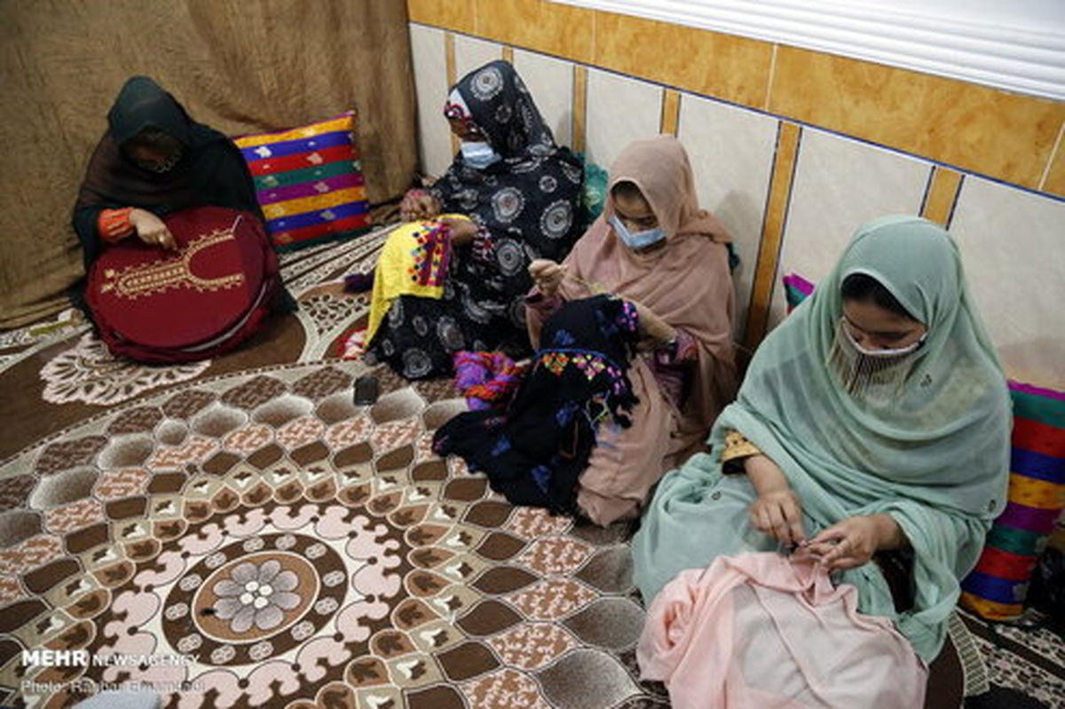 تصاویر: صنایع دستی هرمزگان