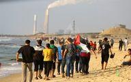 آغاز هفتمین راهپیمایی دریایی شکستن محاصره غزه