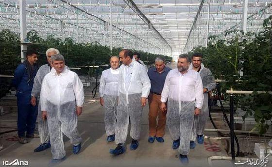 لباس عجیب رئیس کمیسیون امنیت ملی مجلس/عکس