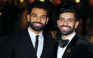 حضور پرحاشیه فوتبالیست معروف در یک عروسی +عکس