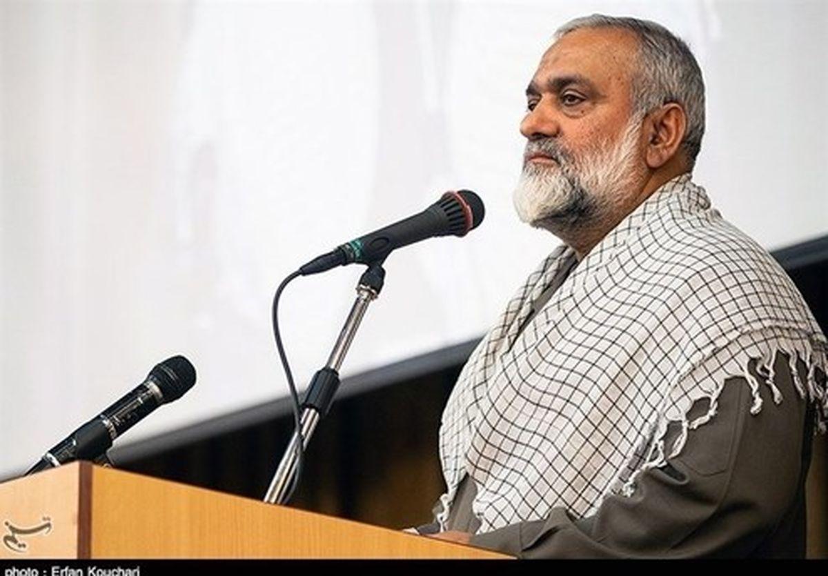 سردار نقدی: دشمنان نقش سردار قاآنی در جبهه مقاومت را هم درک خواهند کرد