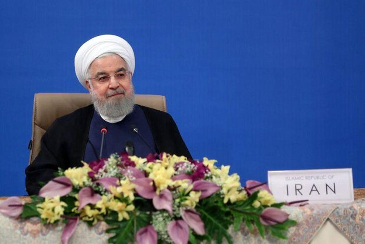 روحانی: بازگشت آمریکا به برجام نیاز به مذاکره ندارد