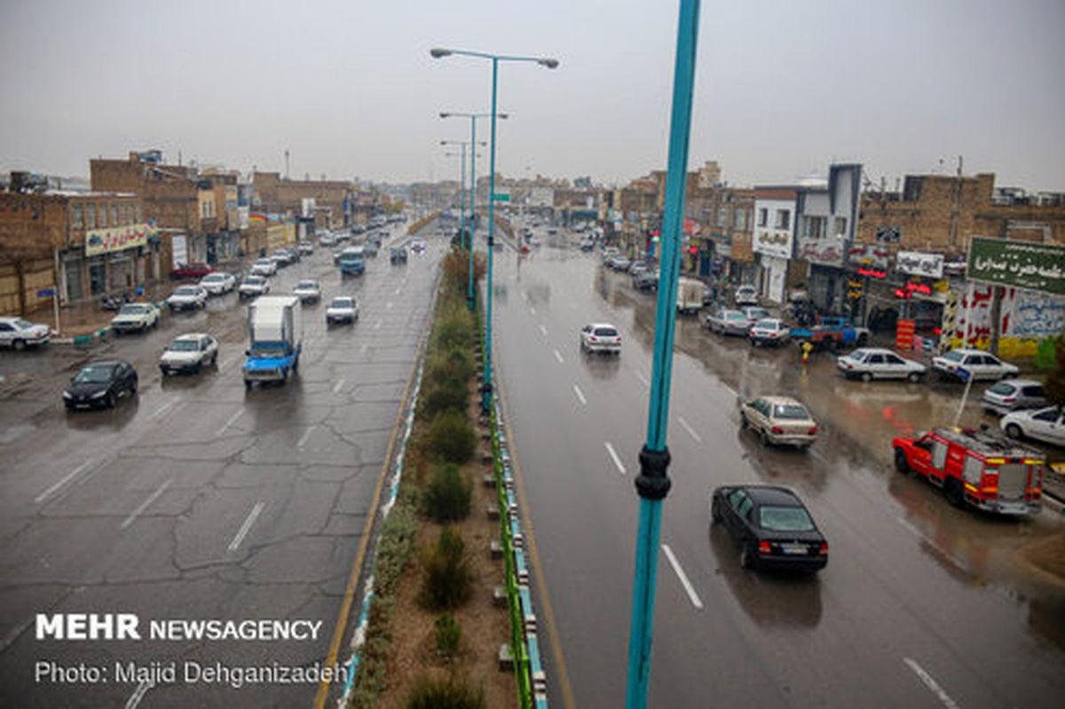 تهرانیها از روز چهارشنبه منتظر باران باشند
