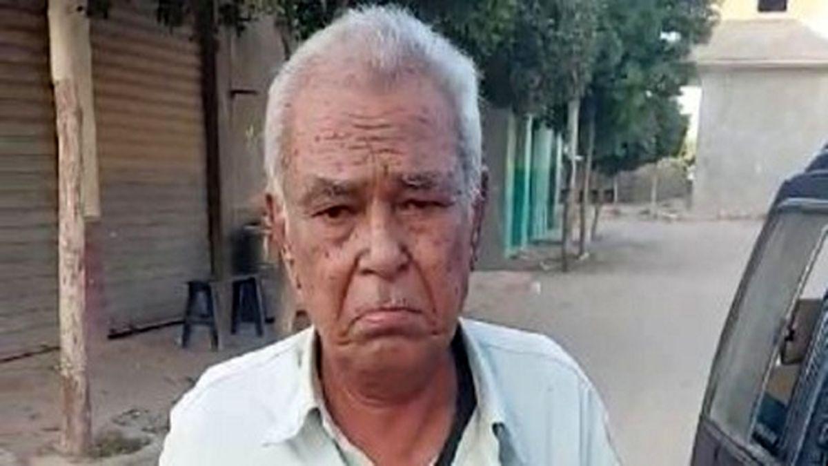 حمله وحشیانه پسر به پدر سالمندش خشم مردم را برانگیخت +عکس
