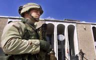 نیروهای آمریکایی در فرودگاه کابل