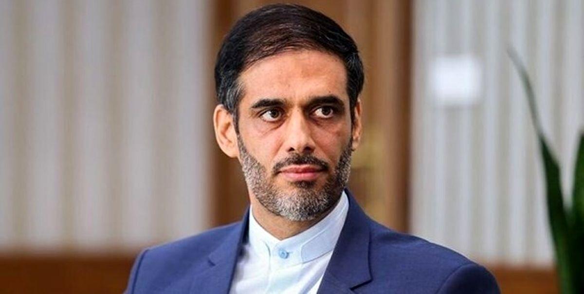 سعید محمد: دیپلماسی و میدان دو بال پرواز کشور هستند