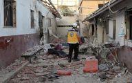حمله توپخانهای به یک بیمارستان در سوریه با۱۳کشته