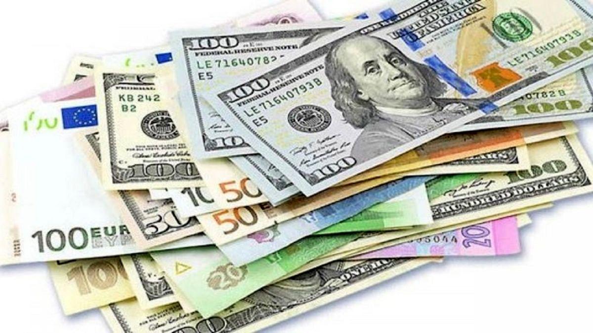 نرخ دلار و یورو افزایشی شد