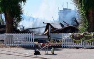 آتشسوزی «مشکوک» همزمان با کشف دو گور جمعی بزرگ در کانادا