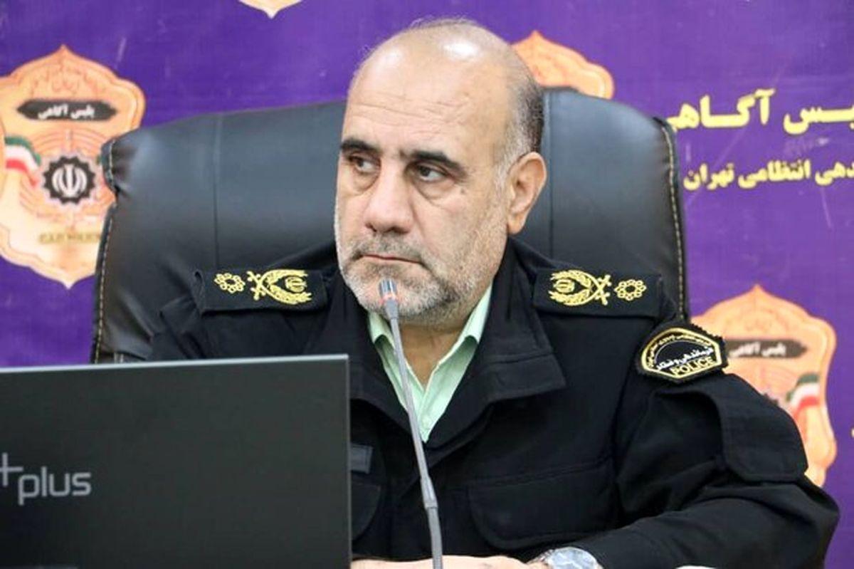 هشدار سردار رحیمی به بازداشتیهای نوروز