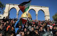 انتفاضه فلسطینیان در قلب «قدس»/ عبور مقاومت از دیوارهای حائل