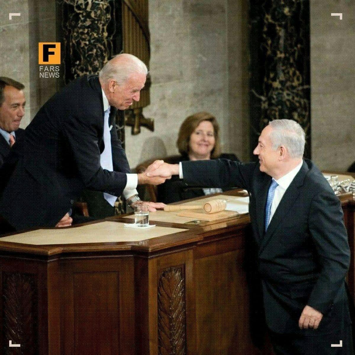 بایدن بالاخره با نتانیاهو تماس گرفت