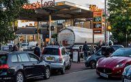 صفهای طولانی به پمپبنزینهای لندن بازگشت