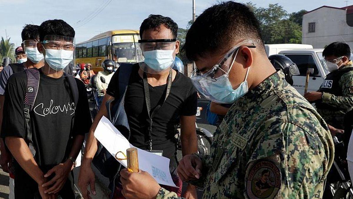 تنبیه بشین و پاشو باعث مرگ مرد فلیپینی شد!