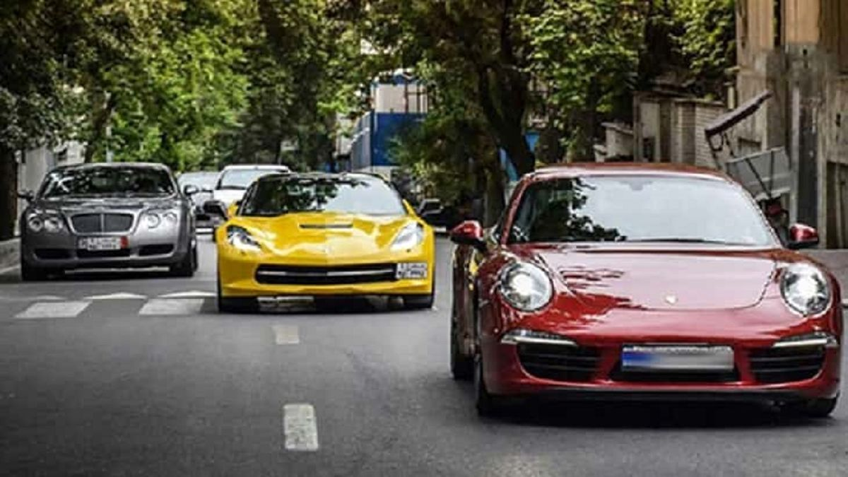 تصمیم مجلس درباره مالیات بر خودروهای لوکس
