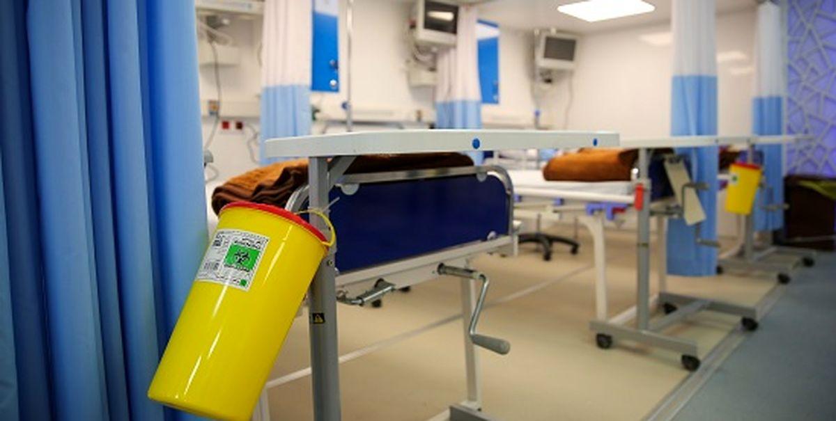 راه اندازی بیمارستان صحرایی مسیح دانشوری+تصاویر