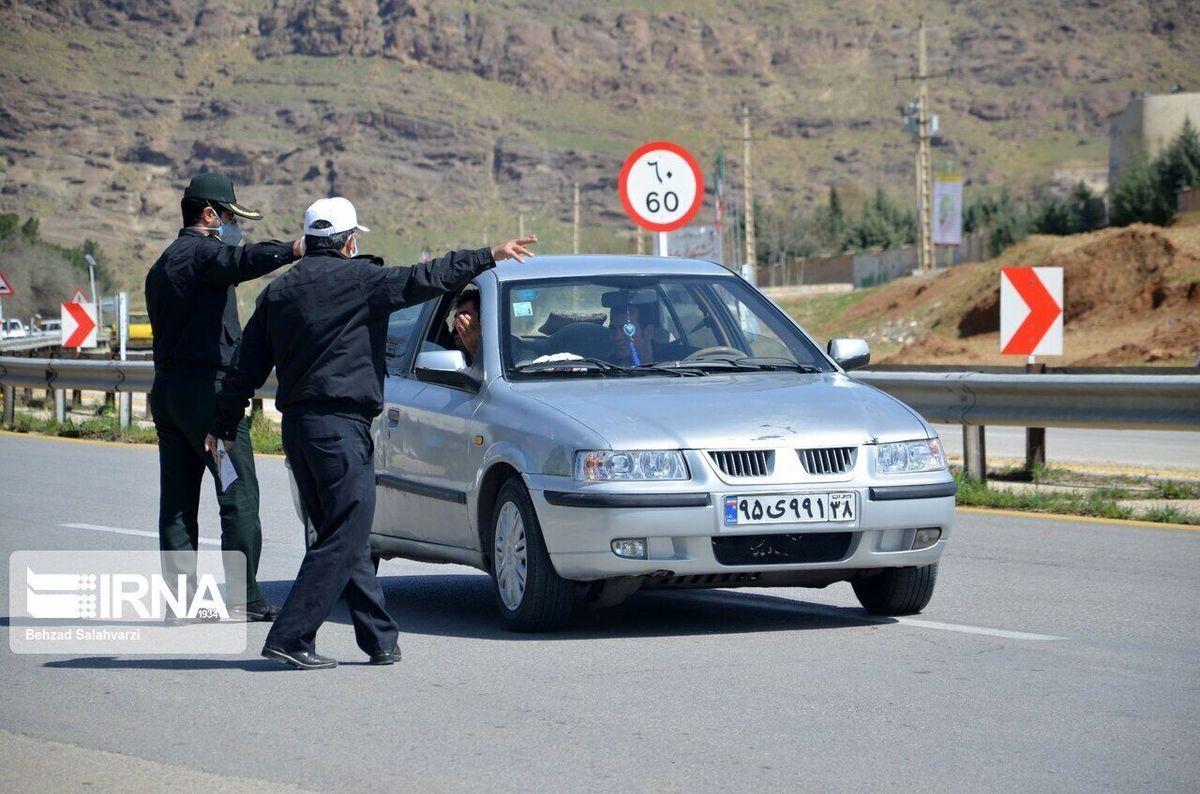 هم اکنون؛ ترافیک سنگین جاده هراز!؟/تصویر هوایی باورنکردنی