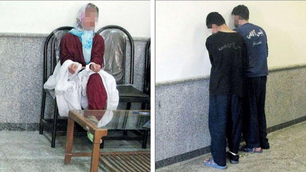 جنایت هولناک خانوادگی در شرق تهران/ قاتل جنازه را در اسید حل کرد!+عکس